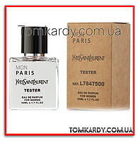 Yves Saint Laurent Mon Paris [Tester Концентрат] 50 ml.