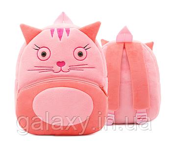 Рюкзак для дівчинки Кішечка