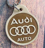 Брелок из кожи Ауди AUDI Auto, фото 1