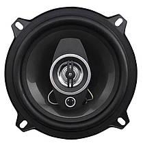 Автомобильные динамики Puzu PZ-5022C 5-дюймовые 13 см max 150 Вт Black (2767-7517), фото 2