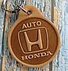 Брелок из кожи Хонда HONDA Auto