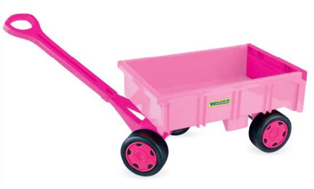 Візок для дівчаток з серії Gigant Wader 10958