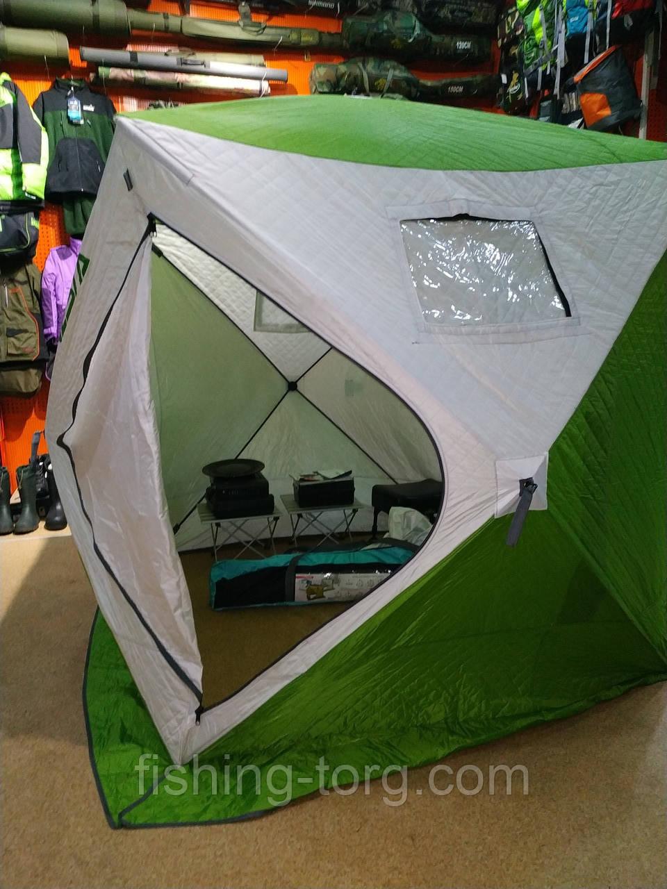 Палатка Fishing ROI Vesta Куб универсальная утепленная 180*180*190см