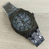 Мужские часы Audemars Piguet Royal Oak  Pattern All Black