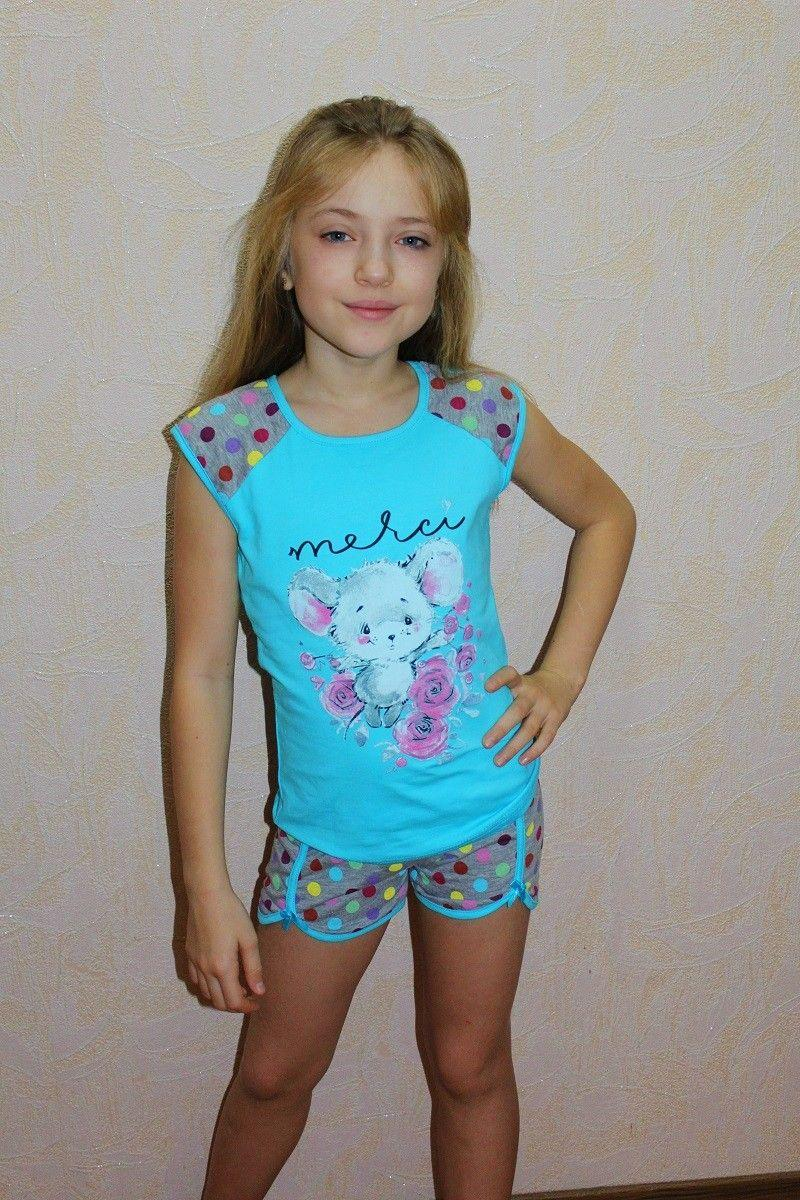 Пижама Мышка