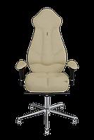 Эргономичное кресло KULIK SYSTEM IMPERIAL Кремовое (705)