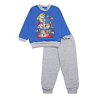 Пижама для мальчика с начесом Щенячий патруль