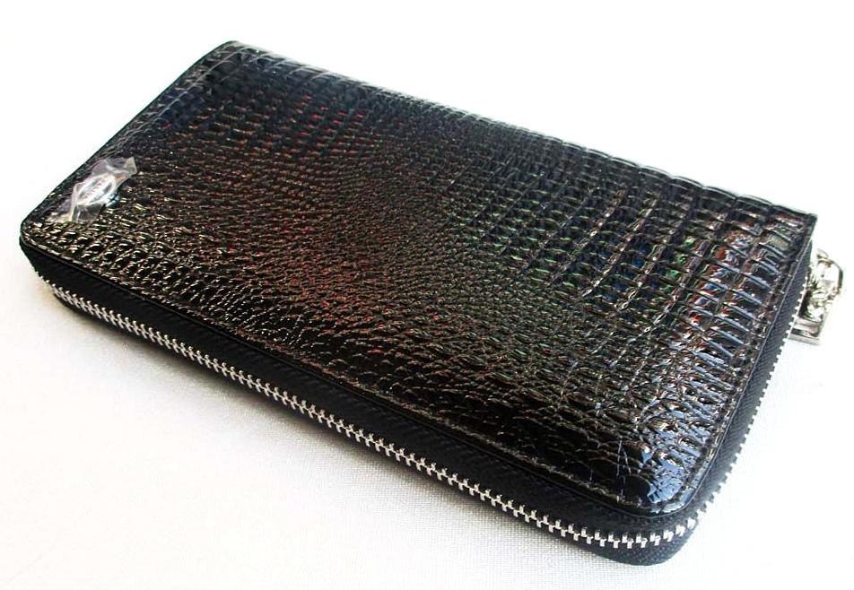 Женский кожаный кошелек Balisa B67-570 black Стильный кожаный женский кошелек BALISA