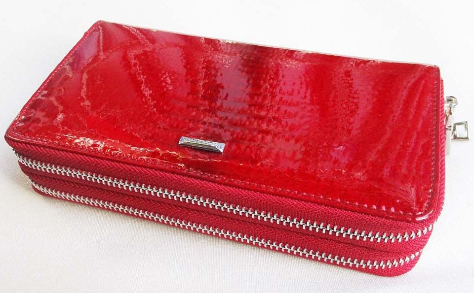 Жіночий шкіряний гаманець Balisa B80-571 red Гаманці жіночі balisa — широкий вибір, доступні ціни