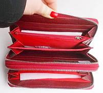 Жіночий шкіряний гаманець Balisa B80-571 red Гаманці жіночі balisa — широкий вибір, доступні ціни, фото 2