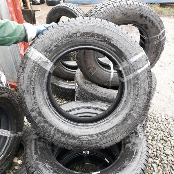 Почти Новые бусовские шины б.у. / резина бу 205.75.r16с Continental VancoWinter 2 Континенталь