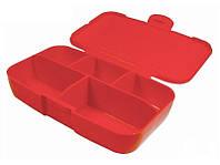 Аксессуар таблетница-контейнер с делителем на 5 отделений Buchsteiner PillMaster Klickboxes