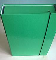 Папка-короб  А4 на резинке, 6 см