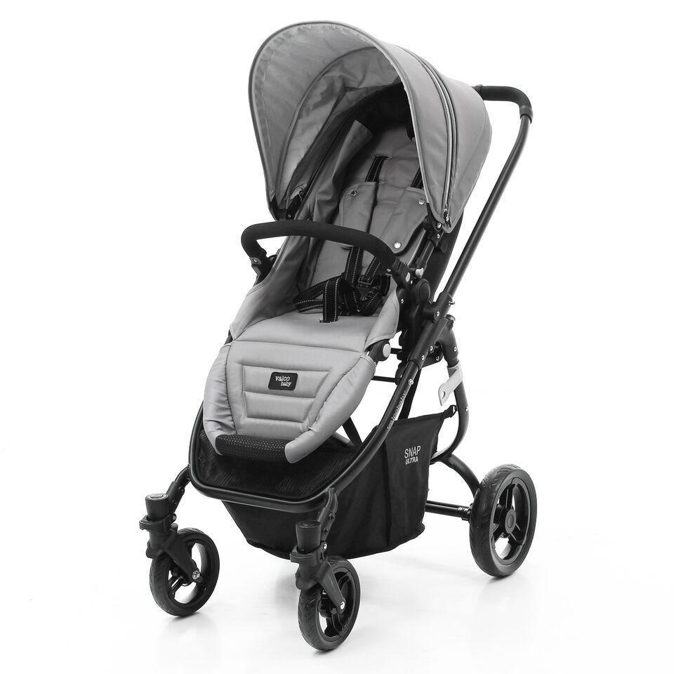 Коляска прогулочная Valco baby Snap 4 / Cool Grey