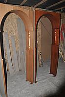 Межкомнатная арка студия