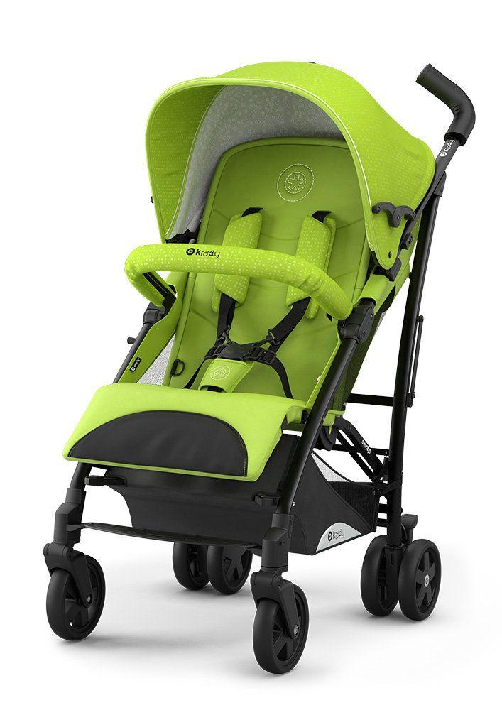 Коляска прогулочная Evocity 1 Lime Green
