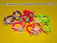 Резинка  кольорова R-018-100