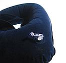Набор для путешествий | Надувная подушка для шеи Three Tourists Treasures, фото 3