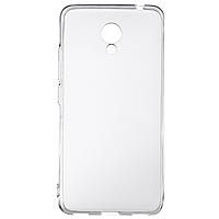 Накладка для смартфона Meizu M5C силиконовая защита от царапин и потёртостей (2355-5620)