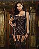 """Сексуальное белье, Женское платье,Женское кружевное платье с подтяжками  """"Vidoll"""" XS-S, фото 2"""