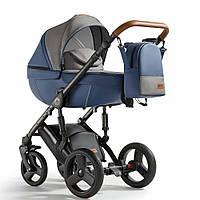 Универсальная детская коляска 2в1Verdi Orion 05Deep blue