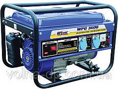 Электростанция бензиновая-Генератор  WPG3600 (2.5кВт) WERK