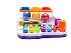 Музыкальная игрушка Joy Toy 9199 Ксилофон (int9199)