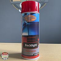 Лак для тонировки задних фонарей Motip Backlight, 400 мл Аэрозоль Красный