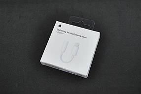 Кабель iPhone 3.5mm jack to lighting (box) (MMX62ZM A)