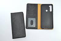 Чехол-книжка Flip Cover для Xiaomi Redmi 8A WALL Black