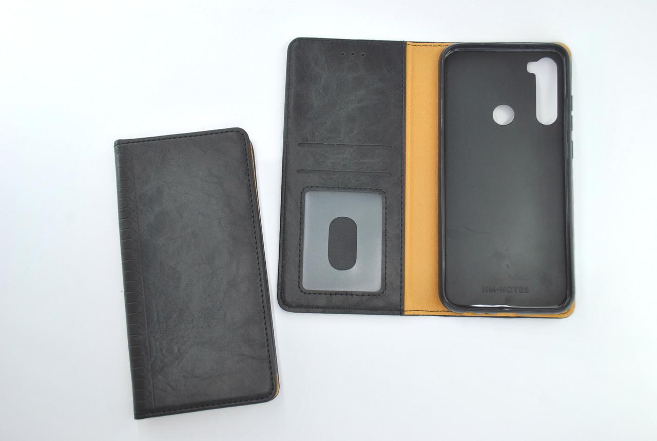 Чехол-книжка Flip Cover for Xiaomi Redmi Note 7 WALL Black