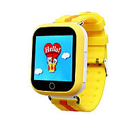 Детские смарт часы умные часы с GPS трекером Smart Watch Q100
