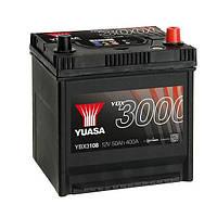 Автомобильный аккумулятор Yuasa 50 Ah/12V SMF Battery Japan (0) (YBX3108)