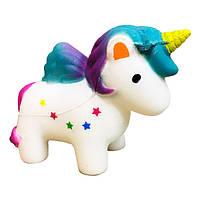 Мягкая игрушка антистресс Сквиши Единорог Squishy с запахом  Разноцветный (tdx0000318)