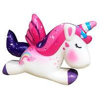 Мягкая игрушка антистресс Сквиши Единорог Squishy с запахом Разноцветный (tdx0000317)