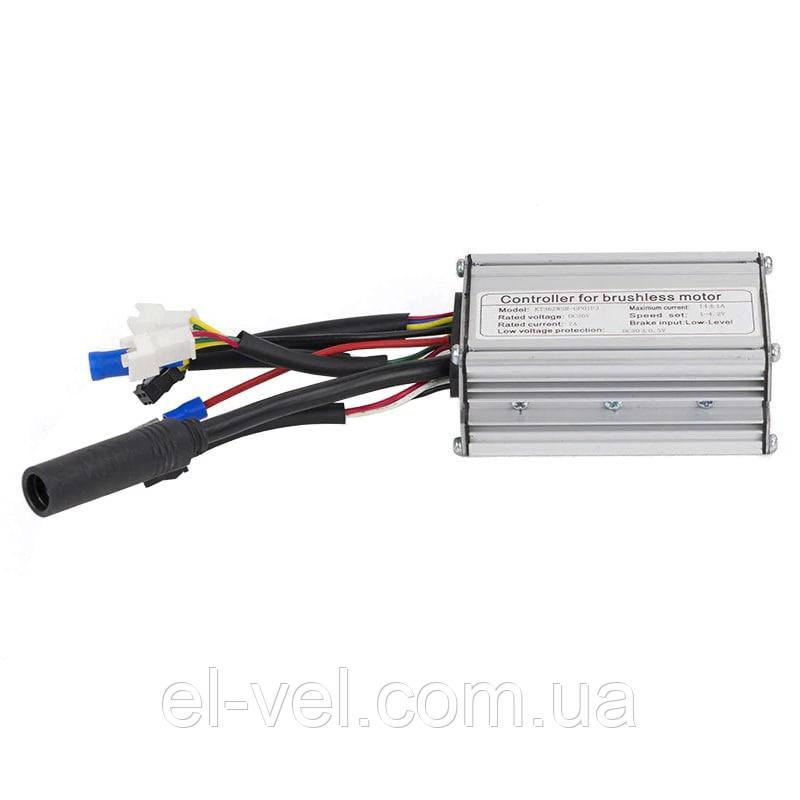 Контроллер KUNTENG KT36 15A 36В 250-350Вт для LCD + включение света