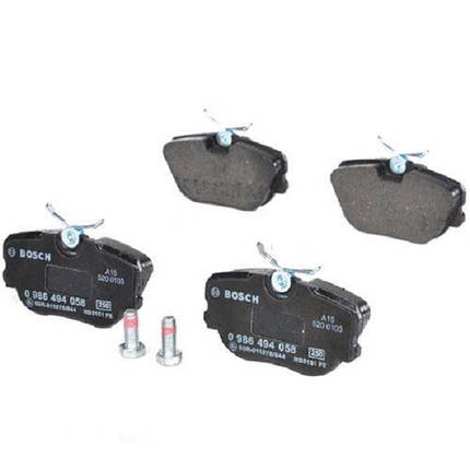 Тормозные колодки Bosch дисковые передние MB 190(W201) 0986494058, фото 2