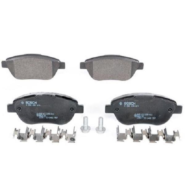 """Тормозные колодки Bosch дисковые передние FIAT Doblo/Idea/Multipla """"F """"99 0986494074"""