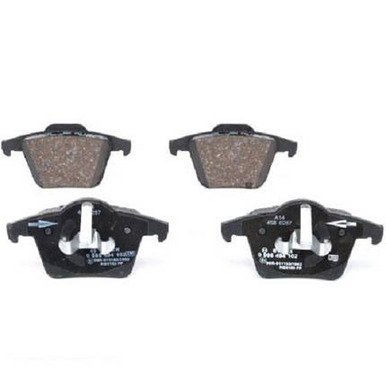 Тормозные колодки Bosch дисковые задние VOLVO XC 90 02 0986494102, фото 2
