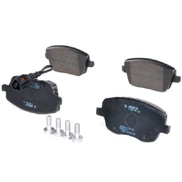 Тормозные колодки Bosch дисковые передние SEAT/SKODA/VW -08 0986494105