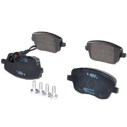 Тормозные колодки Bosch дисковые передние SEAT/SKODA/VW -08 0986494105, фото 2