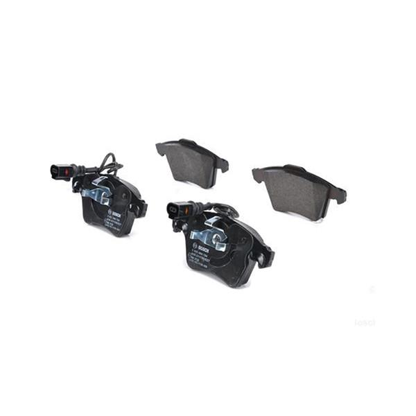 Тормозные колодки Bosch дисковые передние VW Touareg (7LA, 7L6, 7L7) 03 0986494164