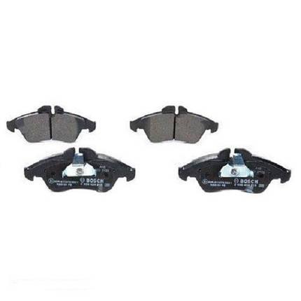 Тормозные колодки Bosch дисковые передние MB/VW Sprinter/Vito(V)/V-Class/LT28/35 ''F' 0986424218, фото 2