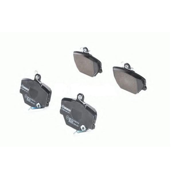 Тормозные колодки Bosch дисковые передние CITROEN Xantia 2.0i,2.1i/Smart 0.6,0.7,0.8/R 0986424471
