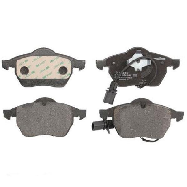"""Гальмівні колодки Bosch дискові передні AUDI/VW A4/A6/S6/Passat """"F """"1.8-2.6 """">>05 0986424482"""