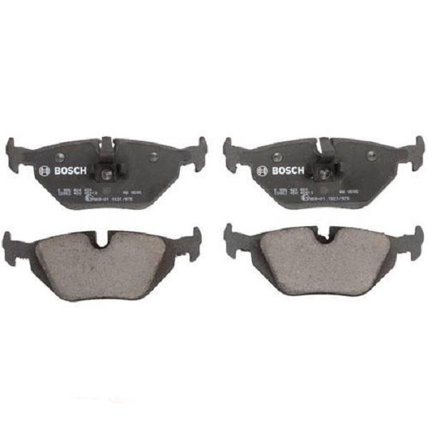 Тормозные колодки Bosch дисковые задние BMW 3 320i,d,323i,318i,328Ci,xi -07 0986424484