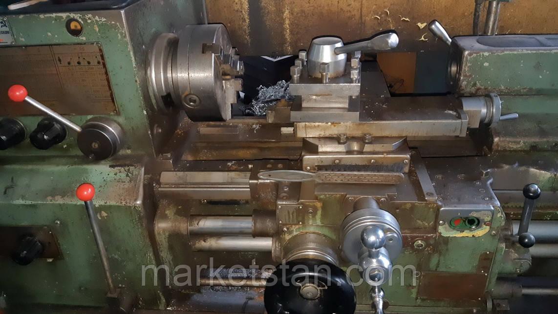 16К20 Станок токарно-винторезный, РМЦ 1400 мм