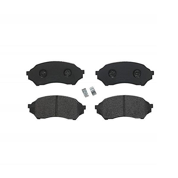 Тормозные колодки Bosch дисковые передние MAZDA 323 1.3i,1.5i,1.6i -03 0986424610