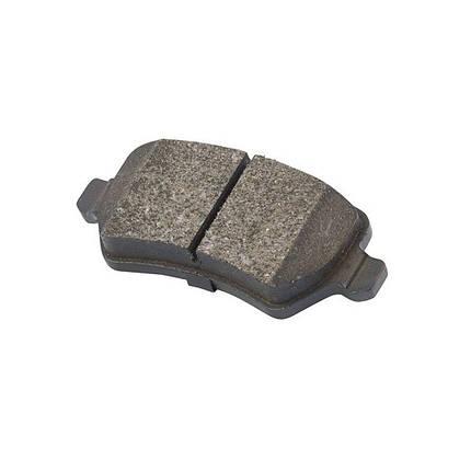 Тормозные колодки Bosch дисковые задние BMW 1/2/3/4 ''R ''11>> PR2 0986495289 , фото 2
