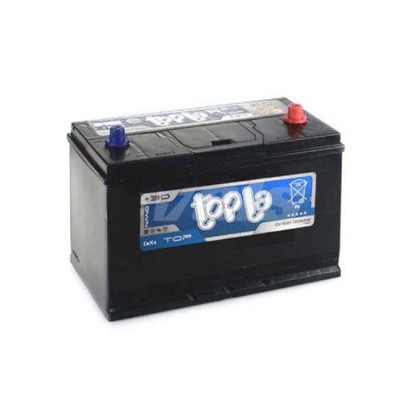Автомобильный аккумулятор Topla 95 Ah/12V TOP (0) John Deere без болта (118295)